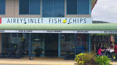 Aireys Inlet Fish And Chips