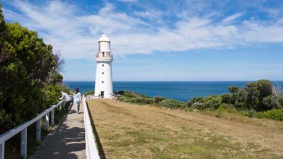 Lighthouse Precinct Walk