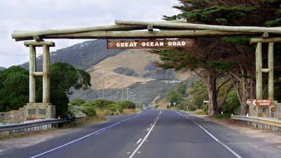 Great Ocean Road Memorial Arch