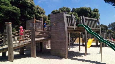 Torquay Foreshore Play Park