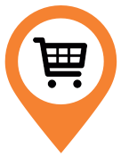 G'day Friends Category icon for places to shop